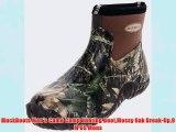 MuckBoots Men's Camo Camp Hunting BootMossy Oak Break-Up9 M US Mens