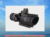 Trijicon TA648RMR-308 ACOG 6x48 Machine Gun Optic Dual Illuminated Red Chevron .308 Ballistic