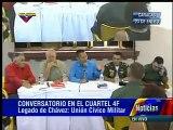Ernesto Villegas responde ante las sanciones impuestas por Obama