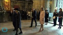 Kate Middleton Wears a Flashy Fascinator and Dresses Her Baby Bump in Pink for Commonwealth Day!