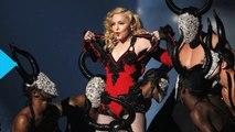 """Madonna Calls Kanye West the """"Black Madonna"""""""