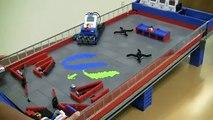 Un flipper fait à base de LEGO. Impressionant !!!