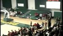 Une fin de match de basket complètement folle