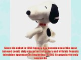 Peanuts Snoopy 31-Inch Limited Edition Plush Toy by Steiff