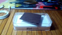Review ipod touch 5g 16gb español