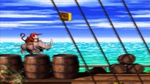 Test Retro - Donkey Kong Country  2 : Diddy's Kong Quest - SNES