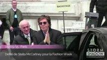 Vidéo : Kanye West & Paul McCartney complices au défilé de Stella McCartney