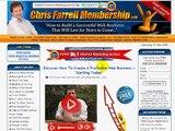 chris farrell membership   review and tour   best internet marketing membership