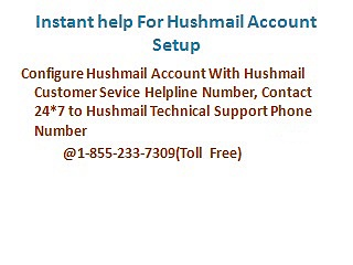 Hushmail Customer Service  Number  1-855-233-7309 Hushmail Tech Support Telephone Number