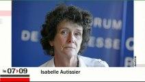 """L'invité de Léa Salamé : """"Isabelle Autissier : Florence Arthaud avait une énergie incroyable"""""""