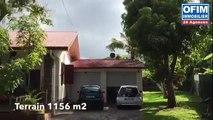 Vente Maison / Villa SAINT GILLES LES BAINS - Réunion - A vendre villa Hermitage les Bains terrain 1156 m2