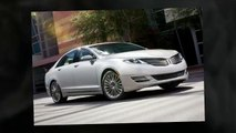 New Lincoln MKC and MKZ Hybrid 2015