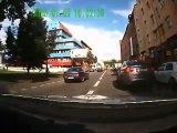 Course poursuite entre les flics et une bécane en Rep. Tchèque !