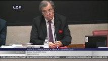 TRAVAUX ASSEMBLEE 14E LEGISLATURE : Audition de M. Bourdon sur la prescription pénale.