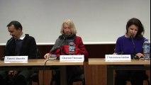 Enjeux8 30 janvier Rencontre 1 Patrick Mauries & Chantal Thoma