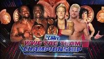 R-Truth (w/ Kofi Kingston) vs. Jack Swagger (w/ Vickie Guerrero and Dolph Ziggler)