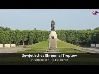 Sovjet War Memorial Treptow / videoscout-it