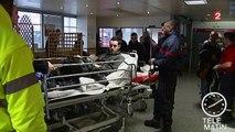 Un rapport alarmant sur les urgences hospitalières