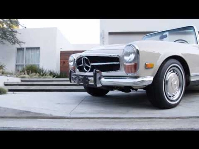 "50 Years of the Mercedes-Benz ""Pagoda"" 