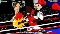 Man Utd vs Arsenal and ALL FA CUP QUARTER FINAL RAP BATTLES (1-2, Liverpool, Aston Villa...) - HD