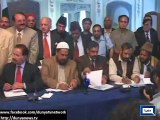 Dunya News - United stance have seen 2 times between political parties after COD