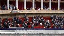 L'hommage de l'Assemblée nationale à Jacques Chaban-Delmas