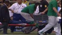 Mort subite du footballeur Marc-Vivien Foé (2003)