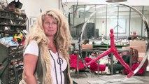 La sculptrice Nathalie Decoster, la CITES et les ateliers Lanvin - Nec plus Ultra n° 388