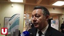 A Reims le secrétaire d'Etat au Sport rend hommage aux victimes du crash d'hélicoptère