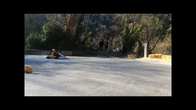 Course de côte de Karting de Falicon 2015