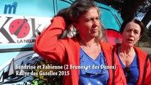 Rallye des Gazelles - 2 Brunes et des Dunes - Sandrine et Fabienne