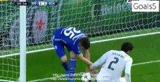 Klaas-Jan Huntelaar Goal Real Madrid 1 - 2 Shalke Champions League 10-3-2015