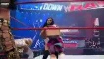 Team Smackdown vs Team Raw Diva Tag Team Match