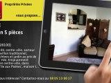 A vendre - maison - DREUX (28100) - 5 pièces - 82m²