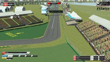 VRG F1 2015 SWISS - Round 01 - Australian Grand Prix