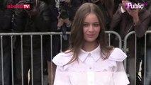 Exclu Vidéo : Les femmes se mobilisent pour le défilé Chanel