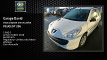 Annonce Occasion PEUGEOT 206 STE 206+ 1.4HDI CD-CLIM 2010