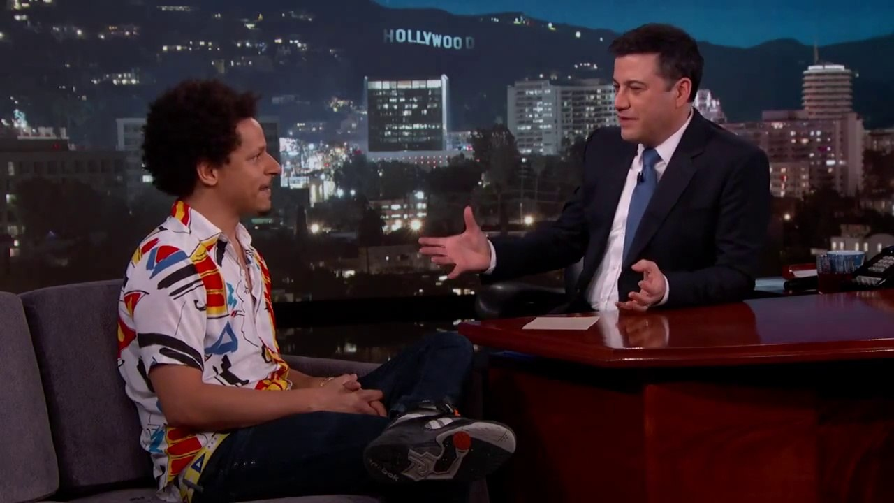 Eric Andres Talk Show Is Crazy Show Hd Jimmy Kimmel Live Video Dailymotion He has gained some popularity for lending his voice to a puppet version of himself in the. eric andres talk show is crazy show hd jimmy kimmel live