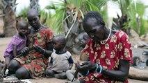 Hunger und Vertreibung im Südsudan