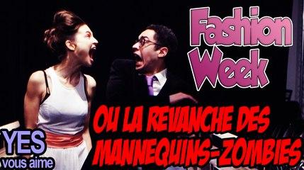 Fashion Week ou la revanche des mannequins-zombies - Duplex