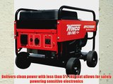 Winco Trifuel Generator - 12000 Surge Watts 10800 Rated Watts Electric Start Model# 16612-000
