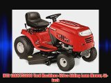MTD 13A2775S000 Yard Machines 420cc Riding Lawn Mower 42-Inch