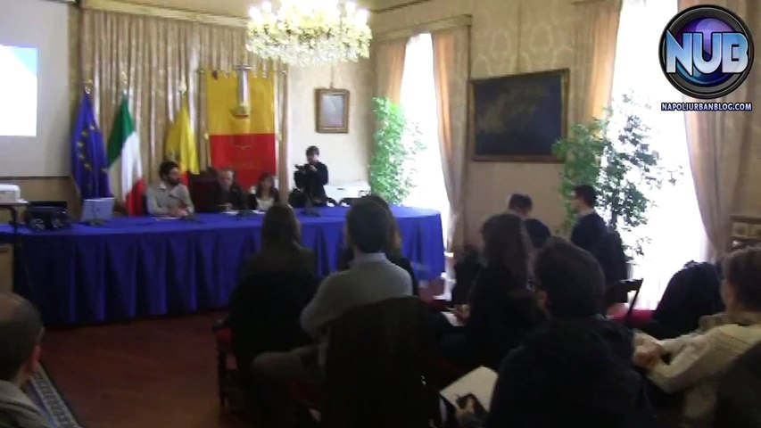 Conferenza stampa sul Bike Sharing Napoli