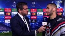 """Karim Benzema en direct sur beIN SPORTS : """"Ce soir, je m'en fous de ce but"""""""
