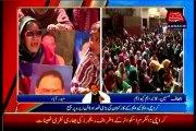 Part-1: Altaf Hussain address at Ninezero, Condemned Rangers raid & workers arrest