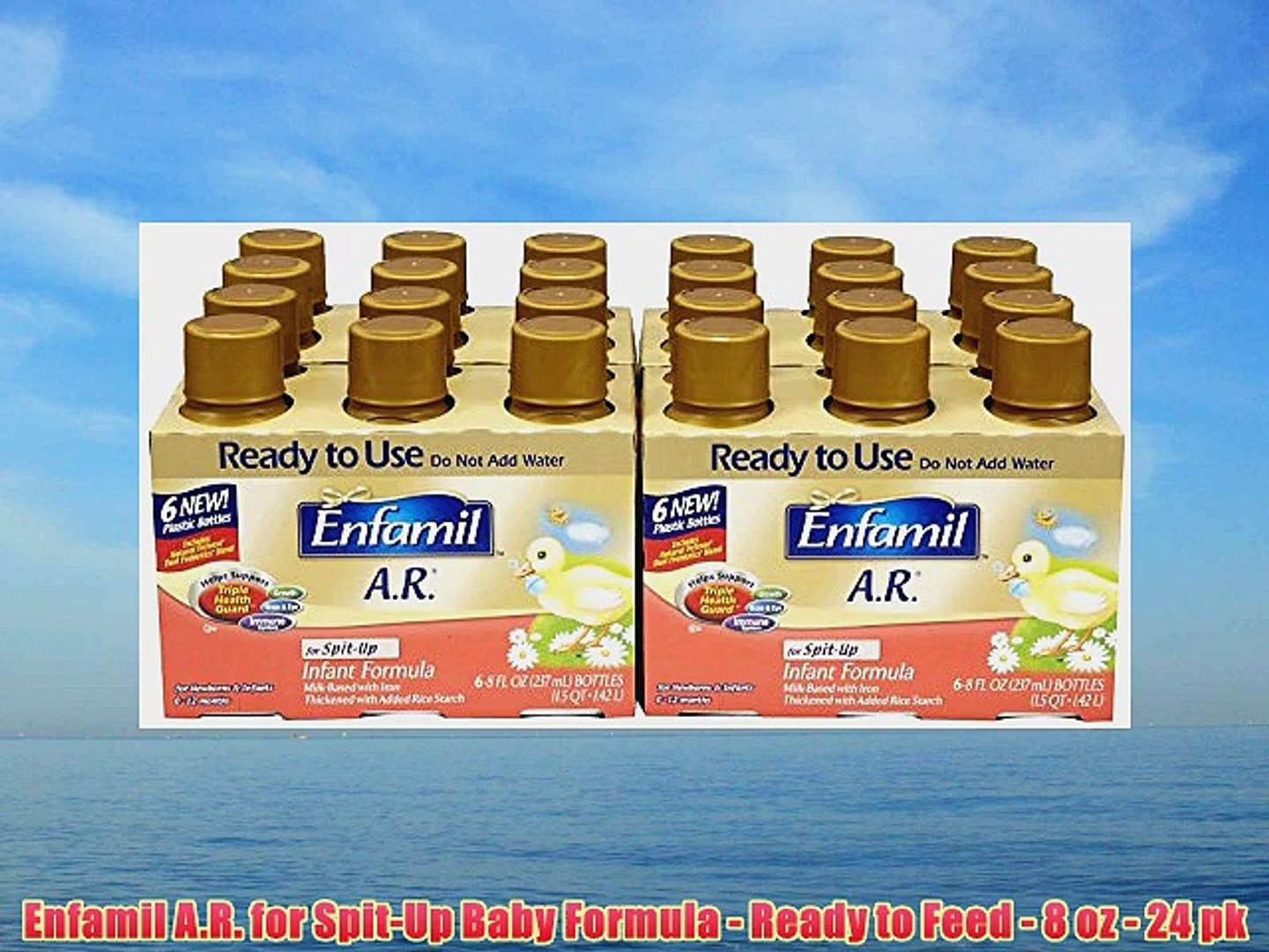 Alimentum Ready To Feed 2 Oz enfamil a.r. for spit-up baby formula - ready to feed - 8 oz