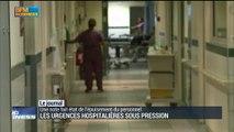 Les urgences hospitalières sous pression