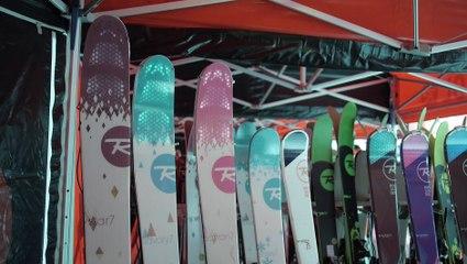 Nouveautés Ski ROSSIGNOL 2016