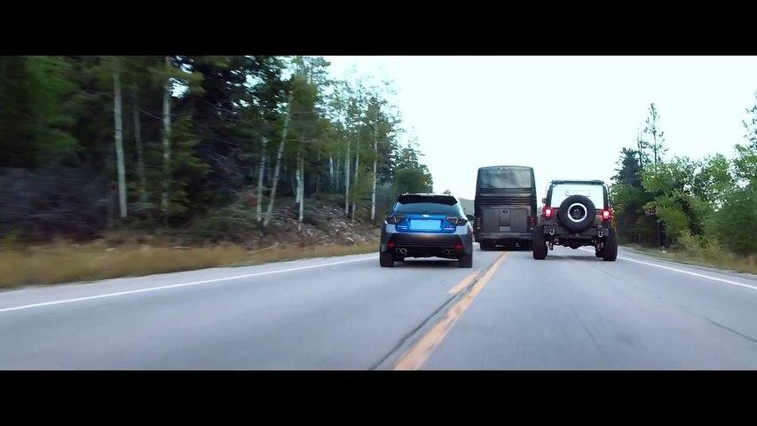 Velozes e Furiosos 7 - Trailer (Legendado)
