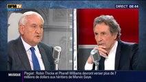 """Jean-Pierre Raffarin : """"Face au risque Front national, je suis d'accord avec Manuel Valls"""""""